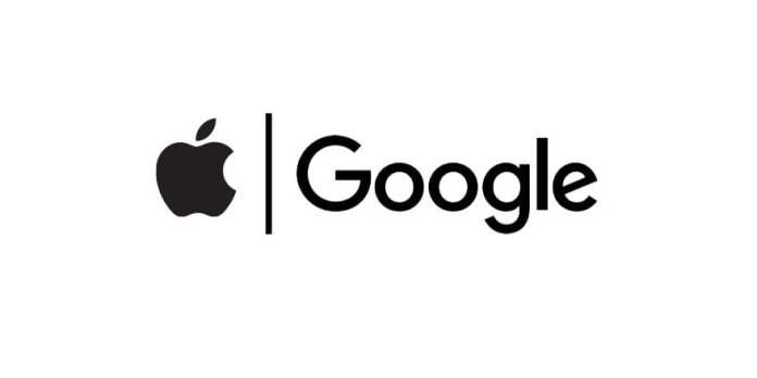 Apple Google