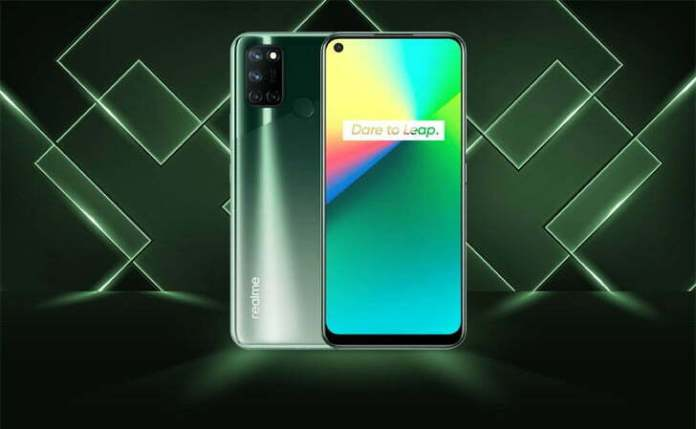 Realme 7i launched with 64-megapixel quad camera setup