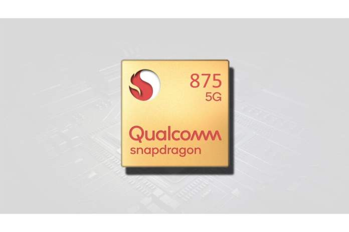 Samsung is manufacturing the Qualcomm Snapdragon 875 chipset