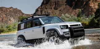 New Land Rover Defender India launch on October 15