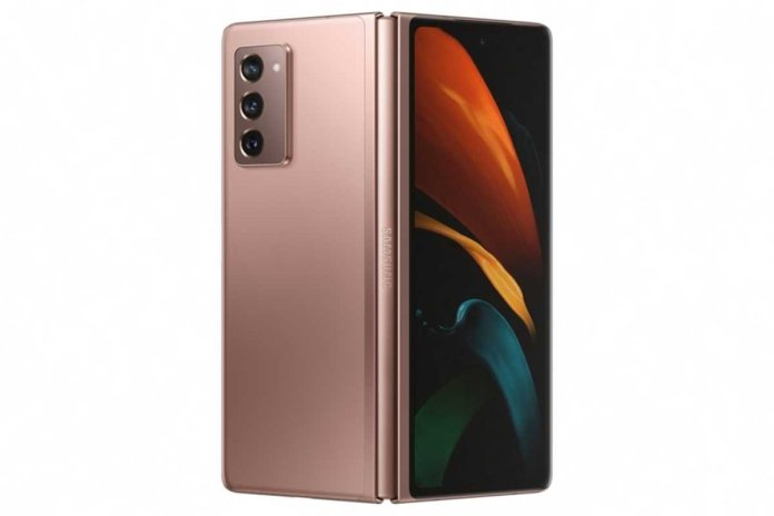 Samsung Galaxy Z Fold2 5G Customers purchasing have a special offer for them