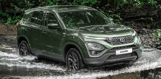Tata Harrier Camo Edition launched at Rs 16.50 lakh