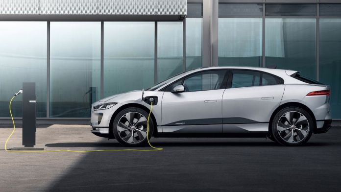 Jaguar I Pace electric SUV bookings open in India