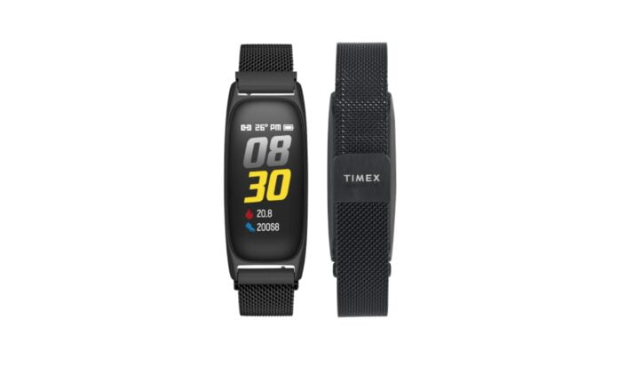 Timex Fitness Band With Heart Rate Monitoring, 5-Day Battery Life Launched in India