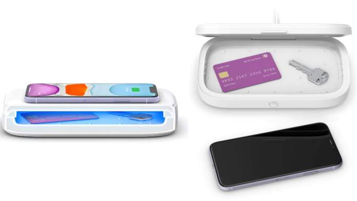Belkin Launches Boost Charge UV Sanitizer With Wireless Charging Support