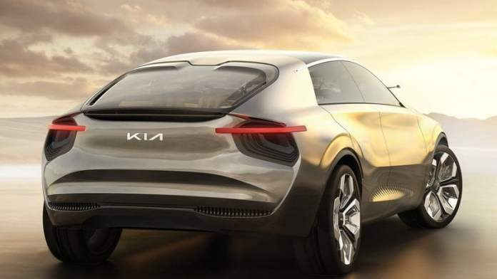 Kia plans to relaunch the brand with a new logo in 2021