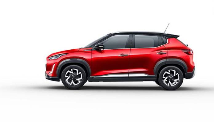 Nissan Magnite will launch in India on December 2 2020