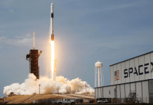 SpaceX Crew Dragon to Ferry Four Astronauts to International Space Station on November 14