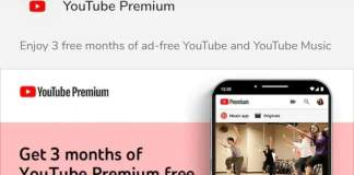 Airtel Users Start Getting Free YouTube Premium Subscription for 3 Months