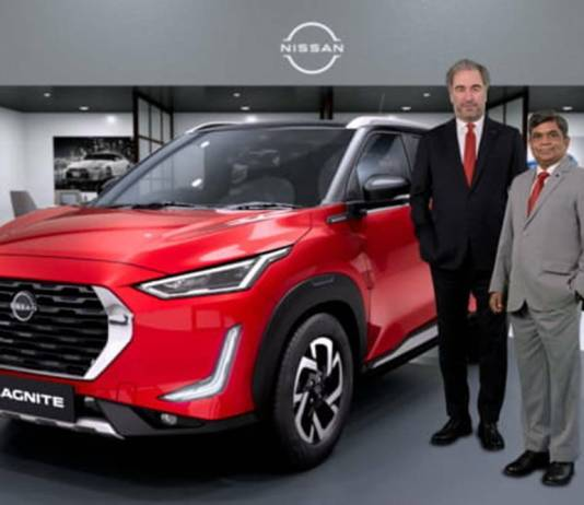 Nissan Magnite launched at Rs 4.99 lakh