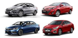 Best year-end discounts on sedans