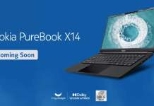 Nokia PureBook X14 Laptop With Intel Core i5 Processor Teased on Flipkart