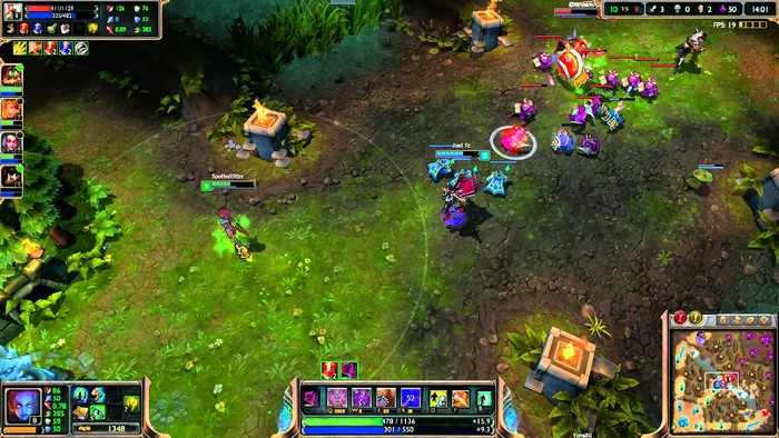 Top 9 Best Free Games for Mac OS Users  Top Picks  League of Legends   Best Free Games for Mac OS X Users   Best Free Mac