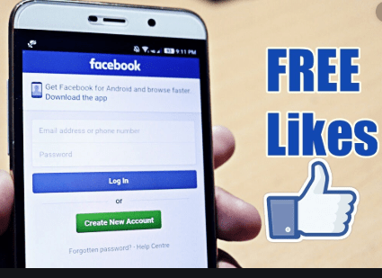 apps to get likes on Facebook