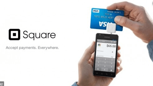 Square Payment app
