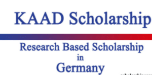 kaad masters and ph.d. scholarships