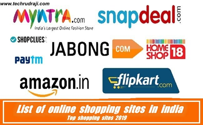 7e82f4ded10 Top list of online shopping sites in india