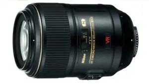 Nikon 105mm Micro NIKKOR Lens