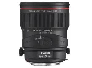 Canon TS-E 24mm f/3.5L II Tilt-Shift Lens