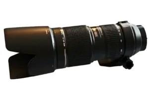 Tamron 70-200mm f/2.8 Di lens