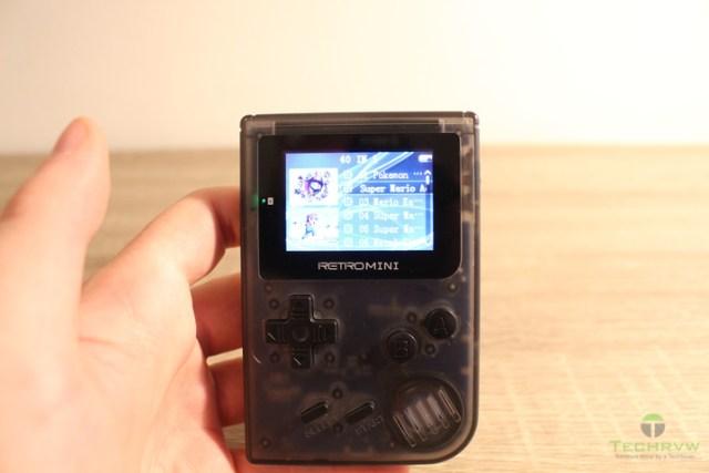 Retro Mini 12