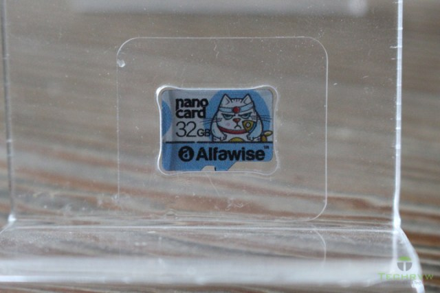 Alfawise SD Card 04