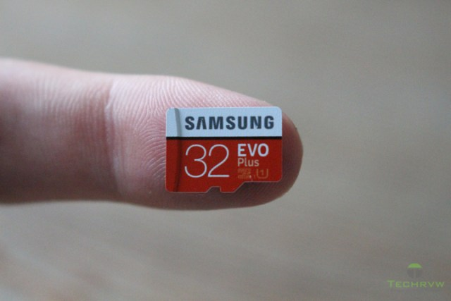 Samsung Evo SD Card 06