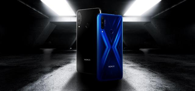 Honor 9X Hardware and Design 001