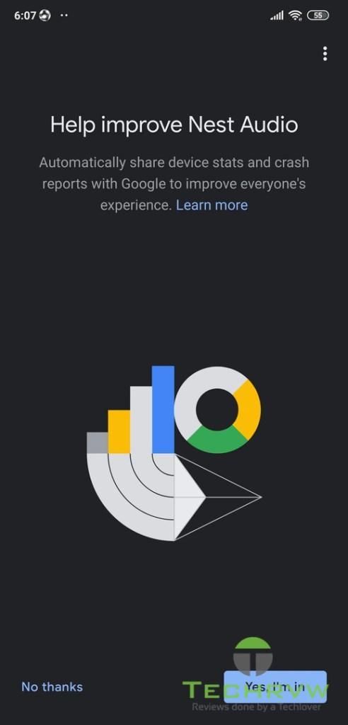 Google Nest Audio Software 5
