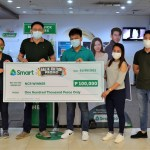 COMMUNITY | Future doctor bags Smart 'Balik Tuition' grand prize in NCR