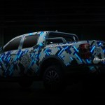 MOBILILITY | Designers develop to camouflage next-gen Ford Ranger