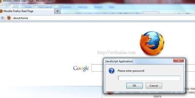 Lock your Firefox Menu Bar for more privacy   Tech Salsa