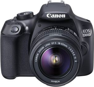 Canon EOS 1300D Price in Nepal