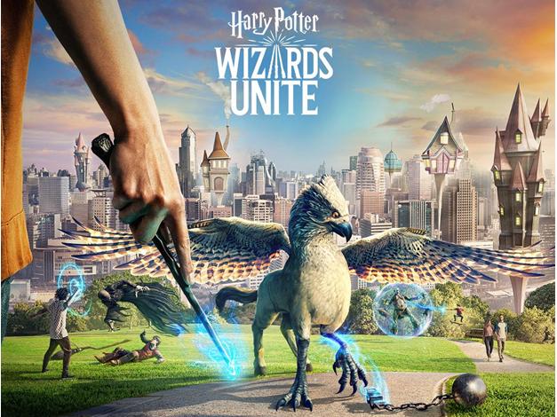 harry potter wizards unite nepal