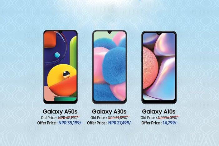 Samsung Nepal 50th Anniversay Offer
