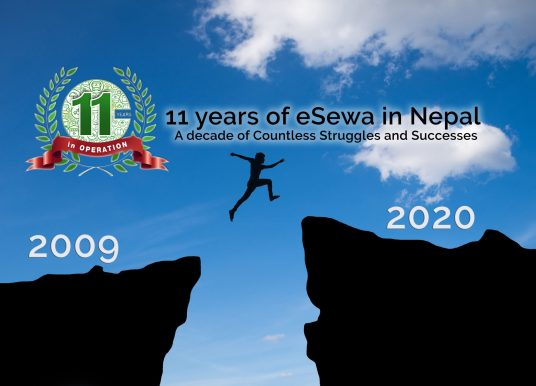 11 years of eSewa in Nepal:  A Decade of Countless Struggle and Success