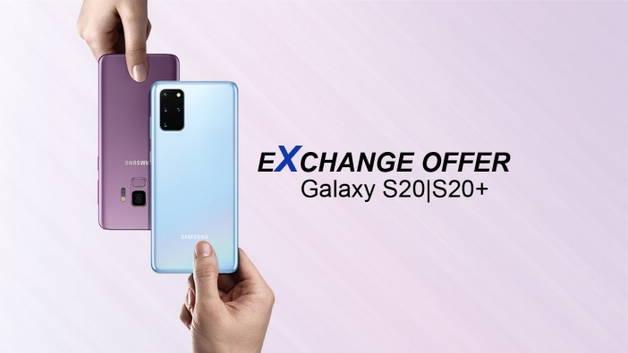 Samsung Exchange Offer