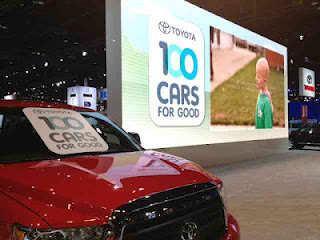 Toyota 100 Cars for Good: Nonprofits Invited to Apply!
