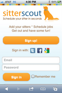SitterScout Secures Sitters from Your Network via Text
