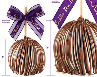 Mrs. Prindable's Gourmet Jumbo Caramel Apples- A Delectable Treat to Send in Time for Christmas Delivery