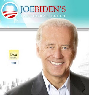 Joe Biden's Teeth Have Their Own Website (Seriously!)