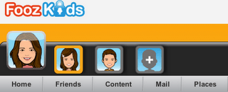Fooz Kids: Convenient Kid Friendly Online Portal with Parental Controls