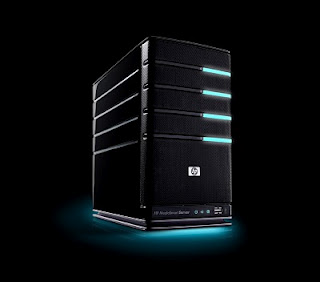 HP Media Smart Servers Successfully Backup, Store & Share Media Files and Data for Home Users