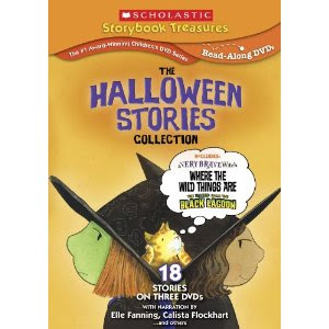 Giveaway: Halloween Stories Collection from Scholastic Storybook Treasures!