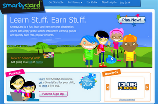 Learn By Playing Through SmartyCard This Summer