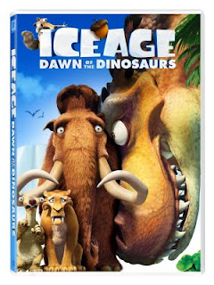 Halloween Tips from Ice Age 3's Sid (& Win 1 of 5 DVDs)