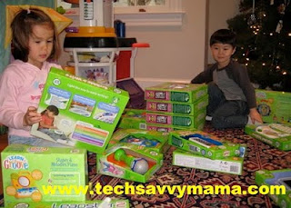 LeapFrog Community: Teaching Charity This Holiday Season