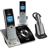 VTech's New LS6375-3 Hands Free Cordless Phone System Keeps Loved Ones in Touch (w. giveaway)