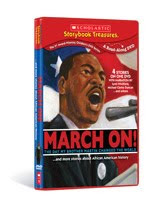 DVD Review & Giveaway: March On! The Day My Brother Martin Changed the World
