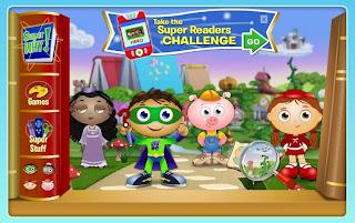 Website of the Week- PBS Kids - Tech Savvy Mama
